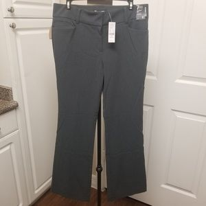 NY&C Gray Dress Pants